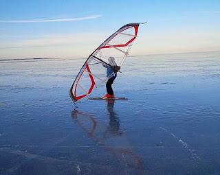 Kitewing SK8 Ice & Snow Sail