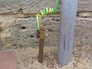 apa itu grounding aliran listrik