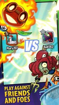 تحميل لعبة plants vs zombies النسخة الأخيرة للأندرويد 2016