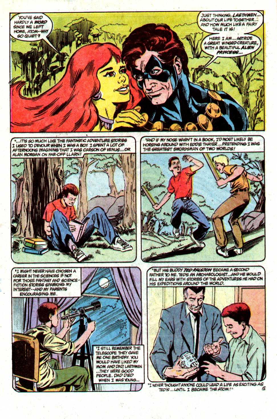 Read online Secret Origins (1986) comic -  Issue #29 - 3