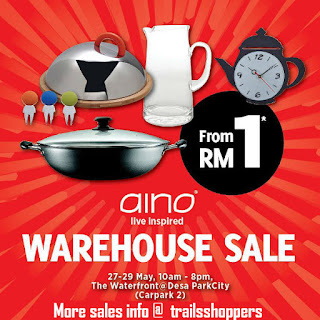 Aino Living Warehouse Sales