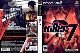 Cheat Killer 7 PS2