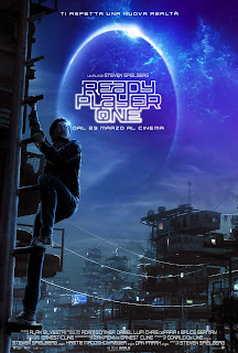 poster ready player one italia