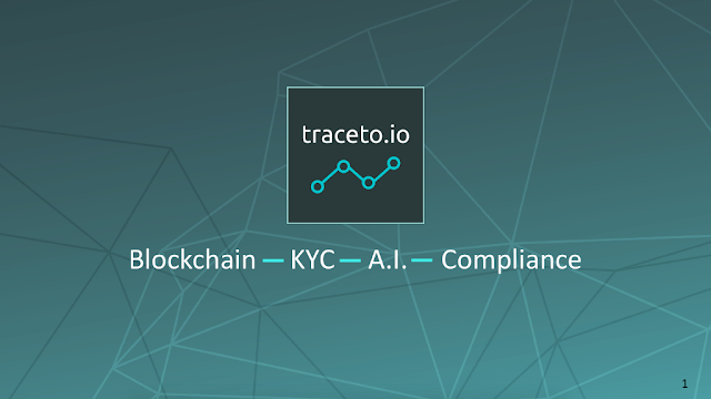 Traceto.io T2T ICO: Decentralized Application of Know Your Customer (KYC)