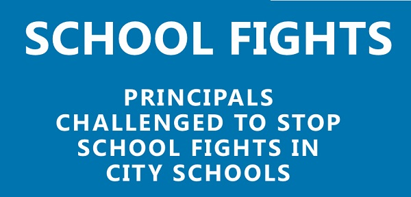 STOP: school fights in Lae city schools