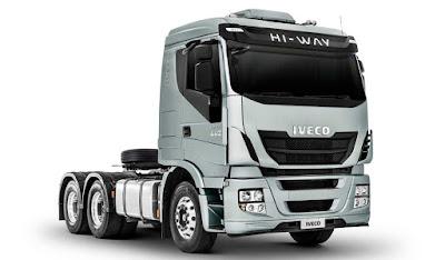 Iveco vende 40 caminhões à OTD Logística