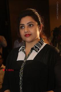 Tamil Actress Meena Latest Stills in Black Dress at TSR TV9 Awards Press Meet  0038.JPG