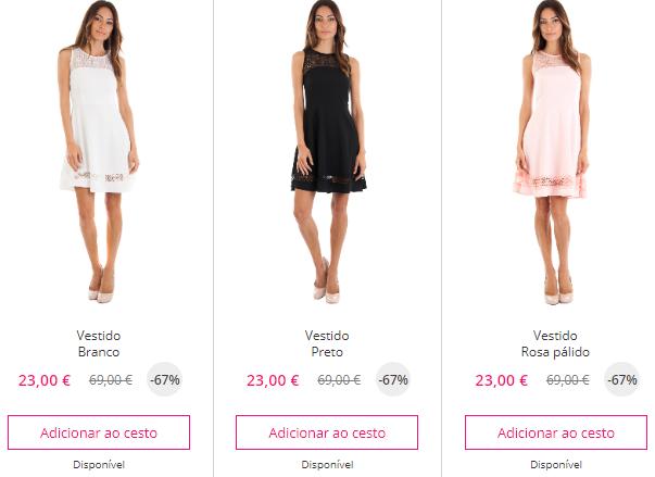 melhor site para comprar vestidos online