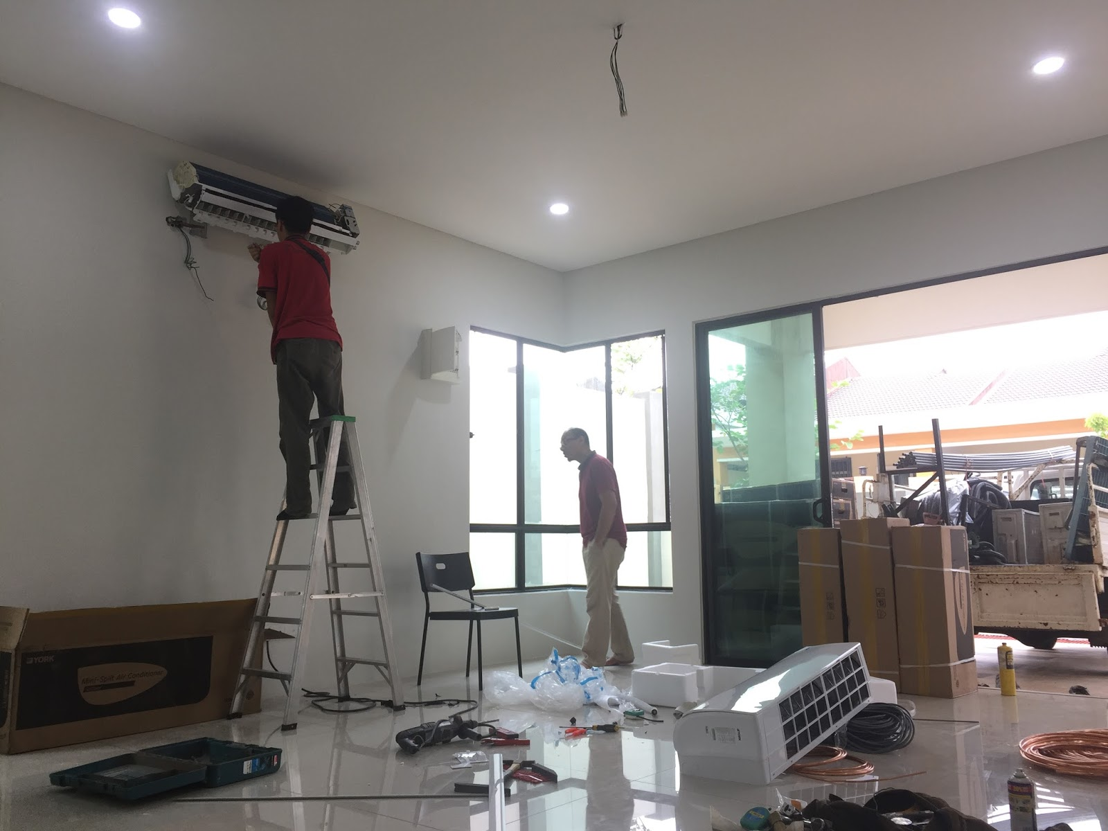 Air Cond - Wiring Rumah Yang Problem.
