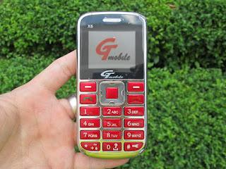 spesifikasi handphone antik GT Mobile GT X6