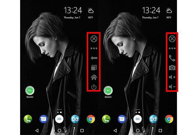 Cara Merubah Layar Android Full View Dengan Button Savior Non Root Apk