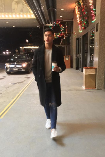 Meet Santino Rosales, the handsome son of Jericho Rosales.