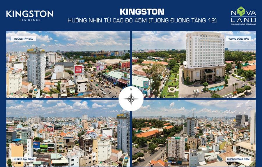 view căn hộ Kingston