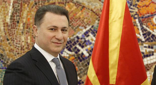 Mazedonien: Nikola Gruevski von Sonderstaatsanwaltschaft angeklagt