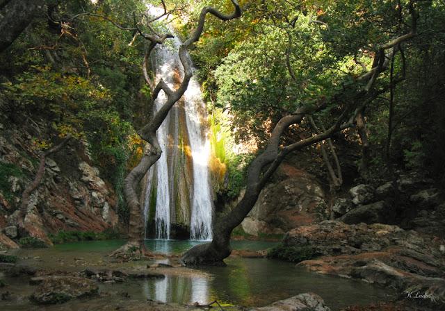 Ποτάμι της Νεδα -Φώτο Κώστας Λαδάς