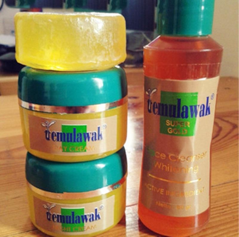 Paket Temulawak Super Gold 4 In 1