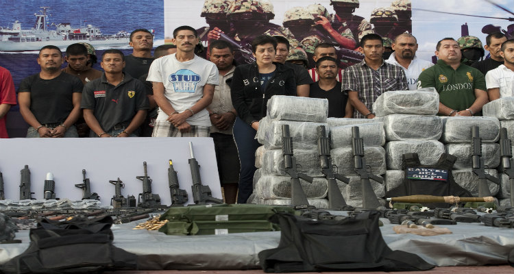 "Cárteles de la droga se disputan violentamente  la ""plaza"" de Tlaquepaque"