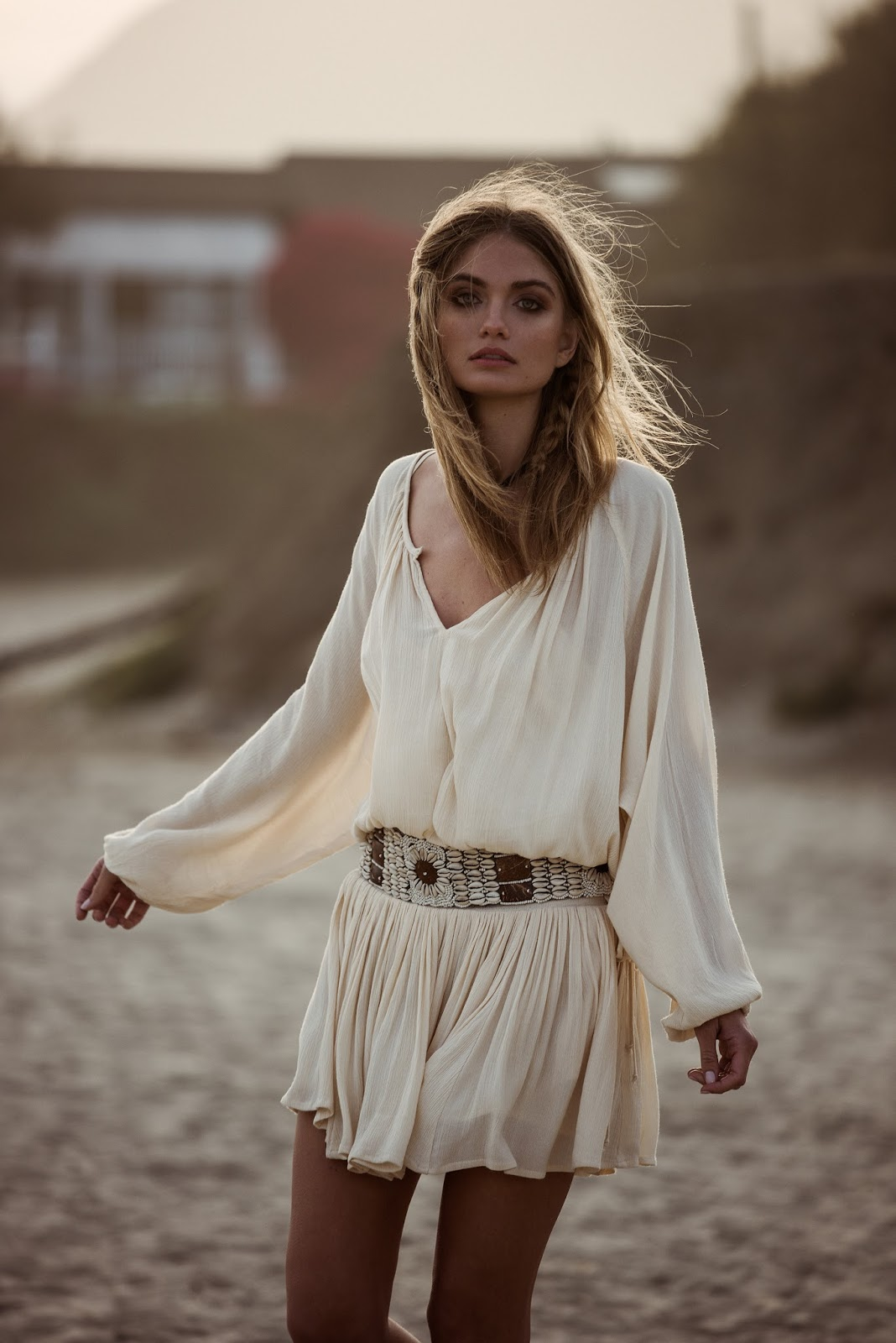 Model Photos: Natalie Morris - Free People Collection 2015 ...