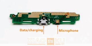 konektor charger xiaomi rusak salah satu penyebab baterai tidak bisa mengisi
