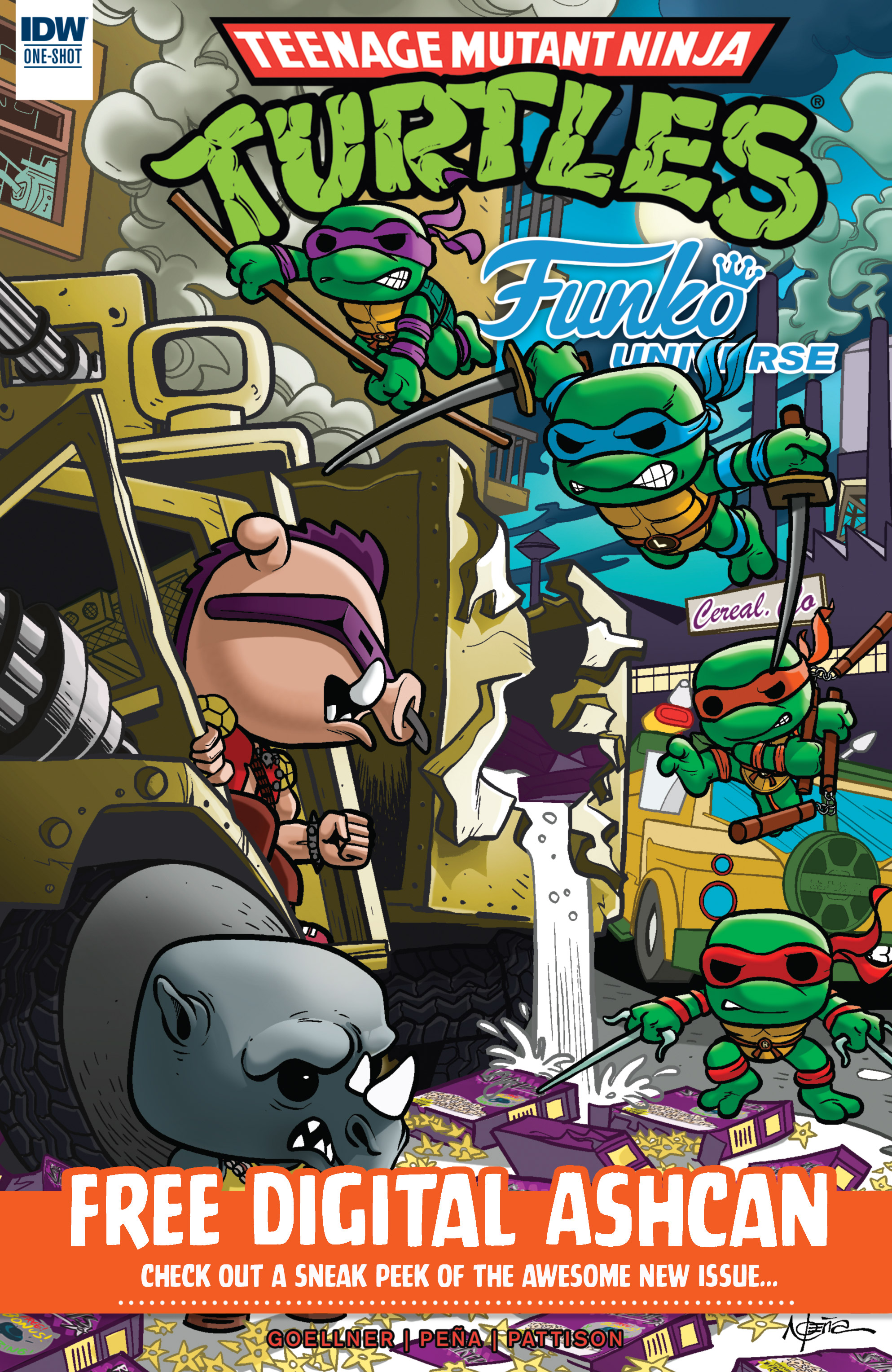 Read online Teenage Mutant Ninja Turtles Universe comic -  Issue #11 - 28