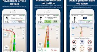 App NavMii GPS Italia