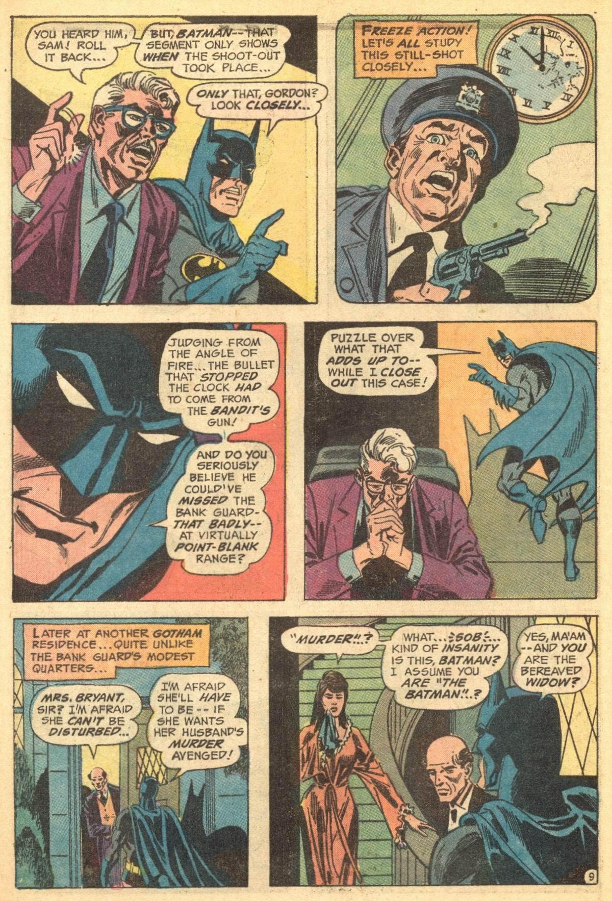 Detective Comics (1937) 424 Page 11