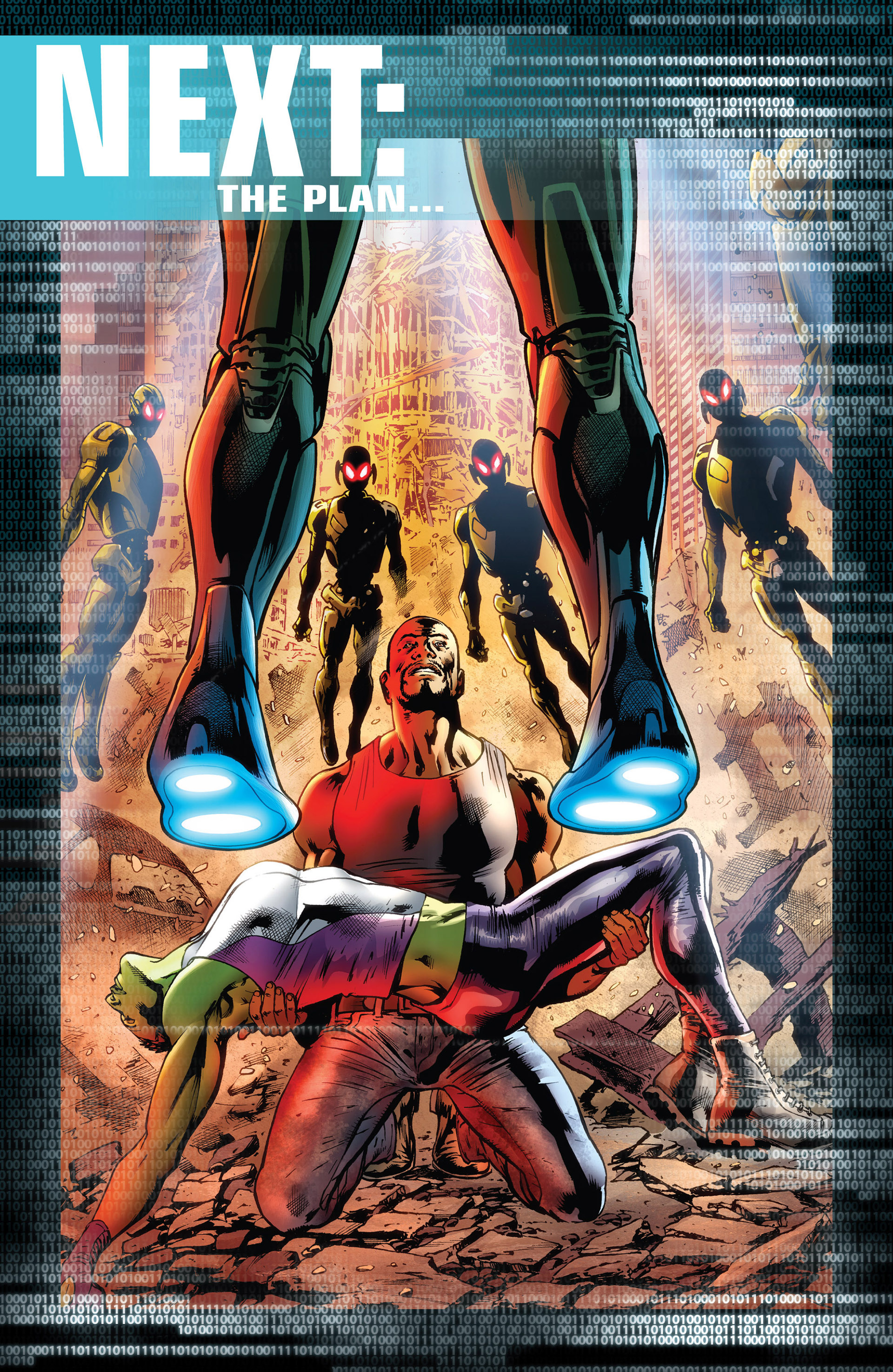 Read online Age of Ultron comic -  Issue #2 - 20