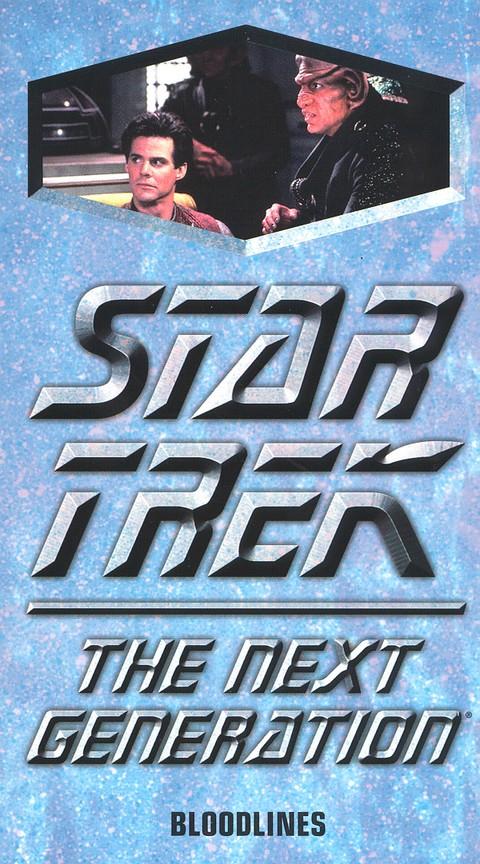 Star Trek: The Next Generation - Season 7 Episode 22: Bloodlines