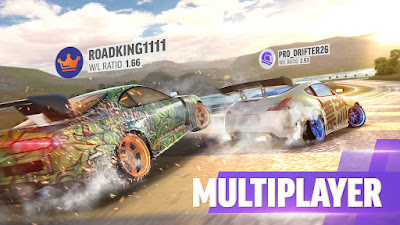 Drift Max Pro Mod Apk + OBB Free Downalod For Android
