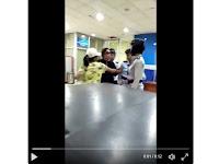 Penampar Petugas Bandara Sam Ratulangi Minta Maaf