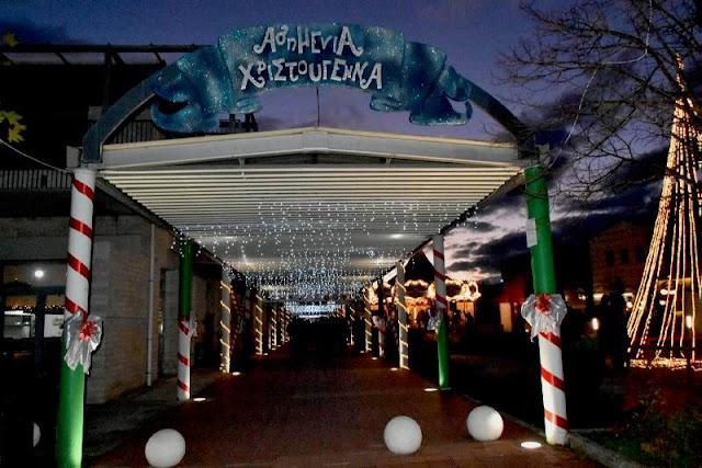 Πάρτι… στον πάγο, παραμύθια και πολλές εκπλήξεις στα «Ασημένια Χριστούγεννα»