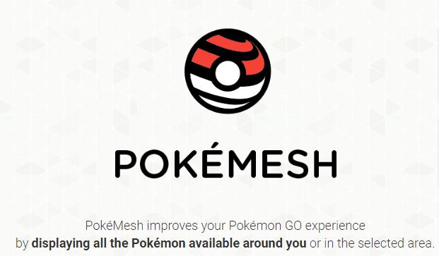 Update PokéMesh 4.0.0 Apk Real time map Terbaru