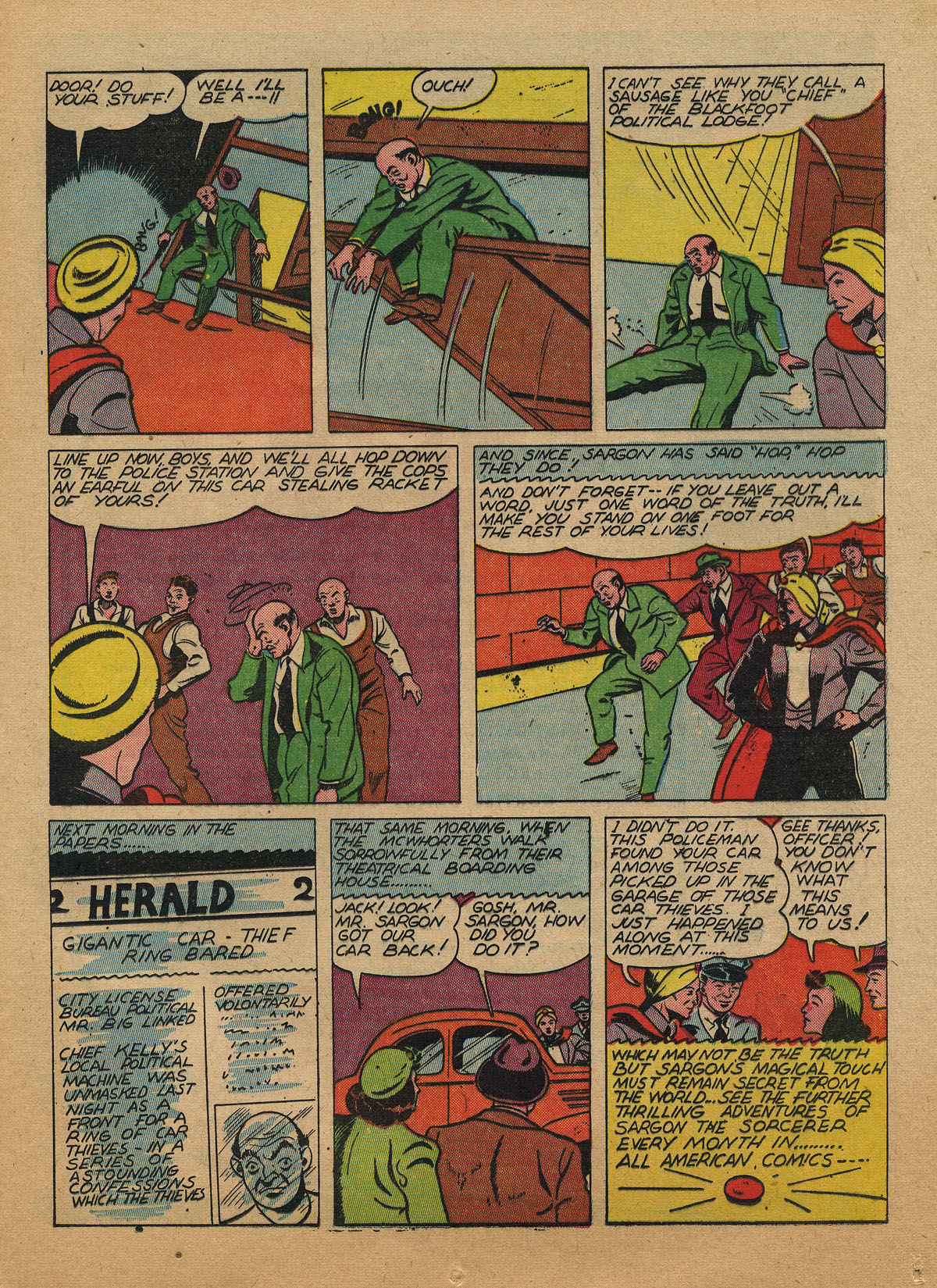 Read online All-American Comics (1939) comic -  Issue #31 - 47