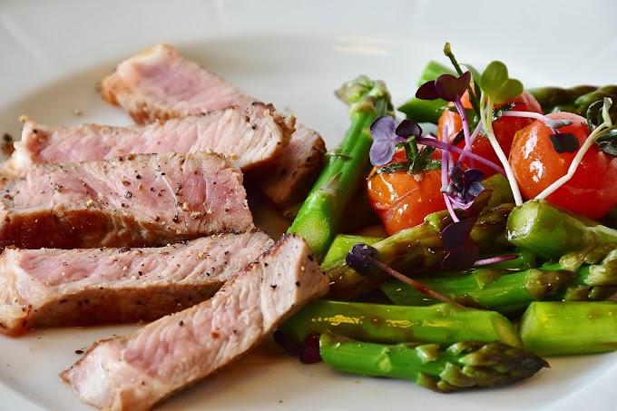 Ketogenic diet: food list