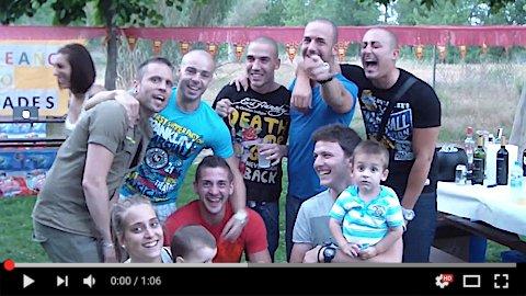 Vídeocomentario de cumpleaños Parque VladimirKlimsa