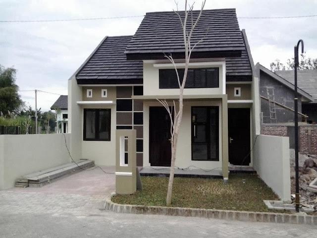 model rumah minimalis yang cantik