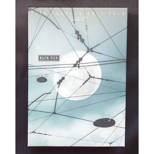 BUCK-TICK - 2018.12.08 BUCK-TICK - FISH TANKer ONLY [DVD ISO]