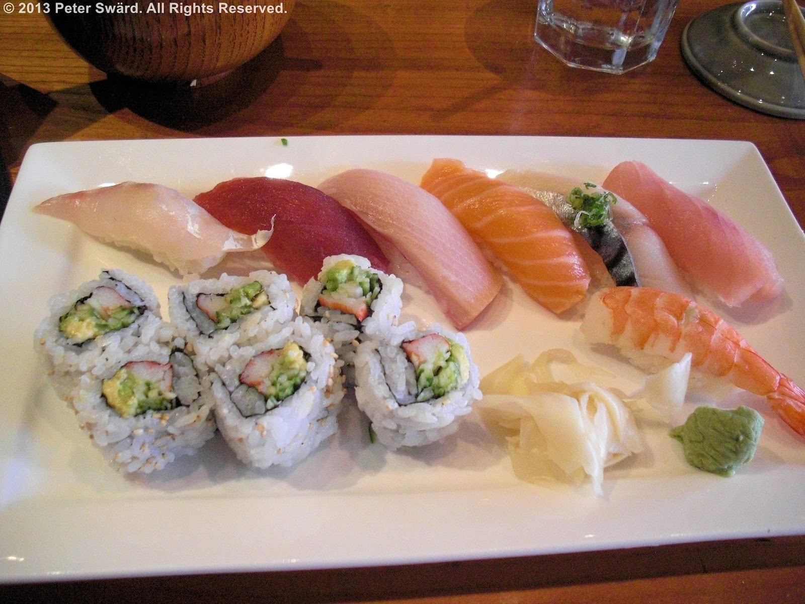 The Daily Lunch: Sushi Island Wakefield