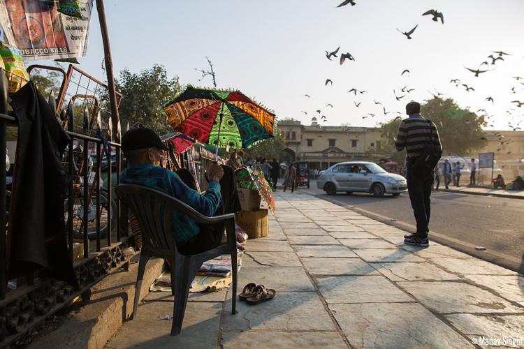 Street Photography - Jaleb chowk, Jaipur