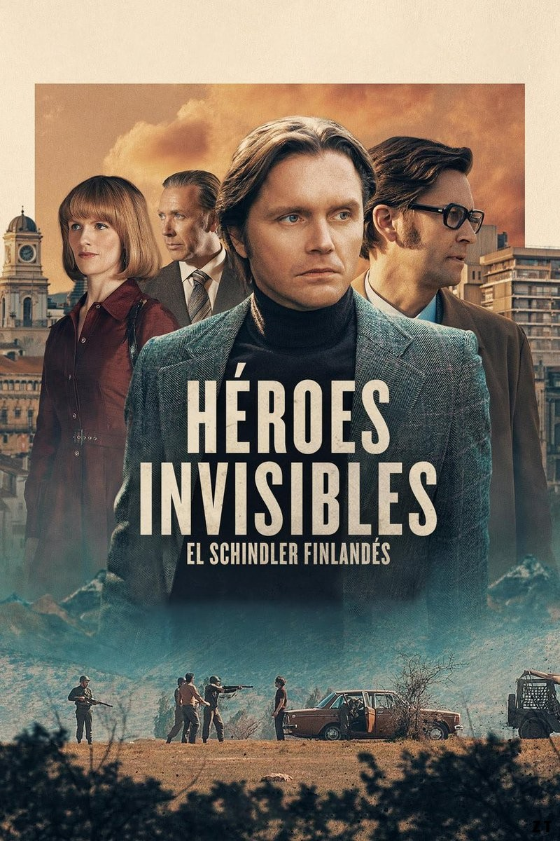Invisible Heroes – Saison 1 [Streaming] [Telecharger]