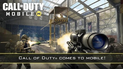 Call of Duty Mobile Apk + Data OBB for Android