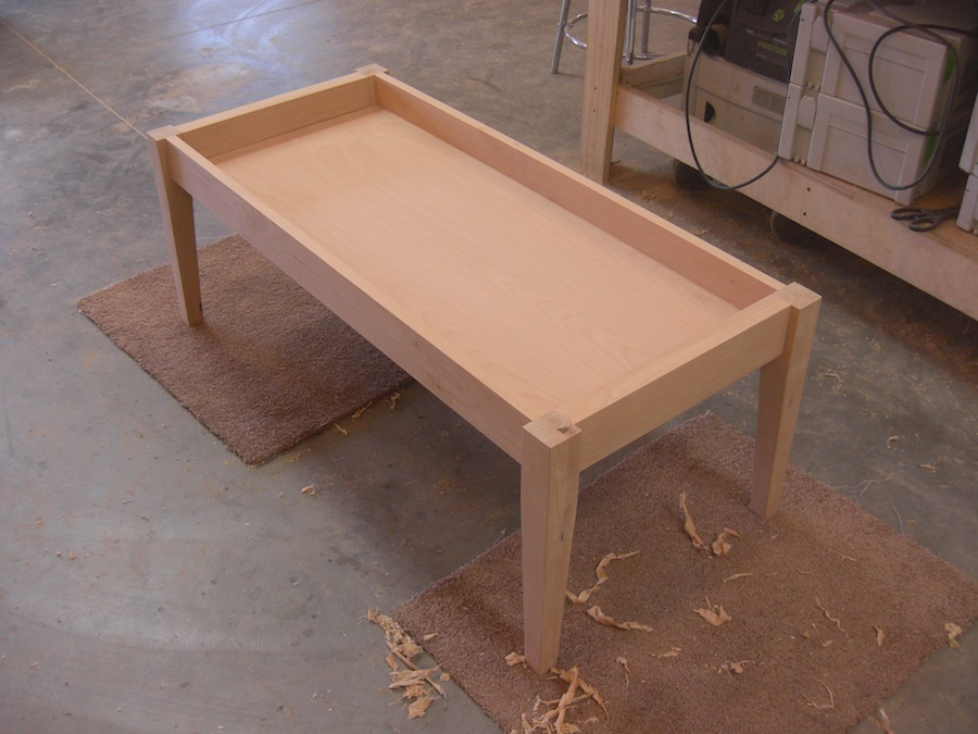 Shadow Box Coffee Table Plans The Coffee Table