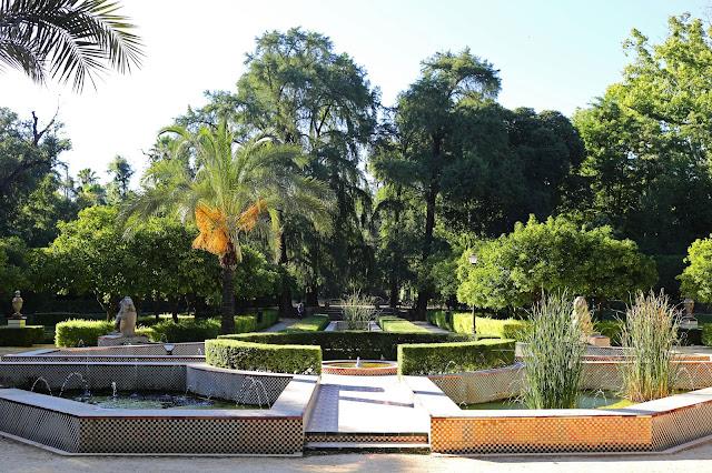Jardín de los Leones