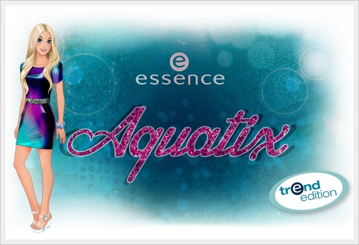 ESSENCE -  ''Aquatix'' Trend Edition