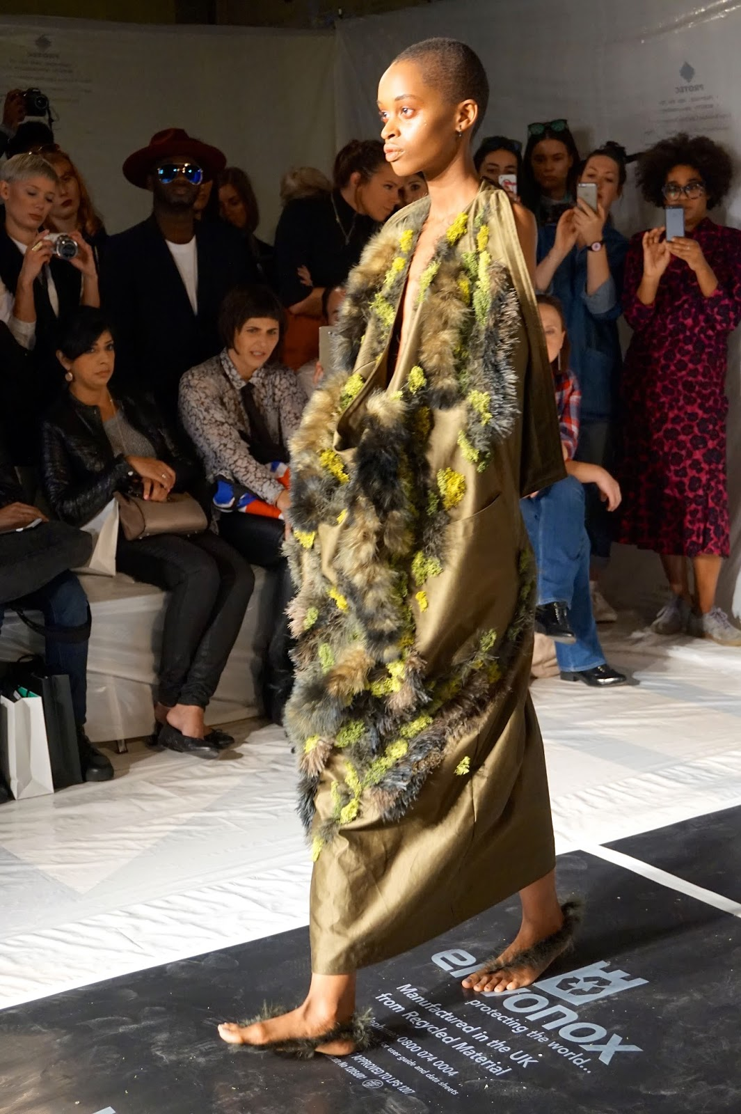 james kelly london fashion week 2015