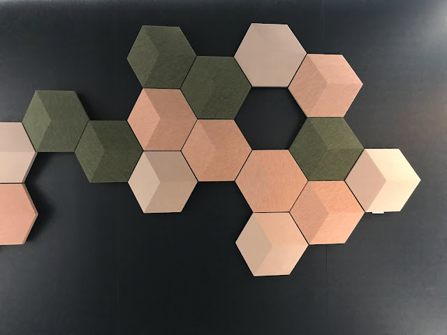 Bang & Olufsen, design blogger, wall tiles, acoustic tiles, Kvadrat