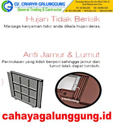 Genteng Beton Javaton Flat