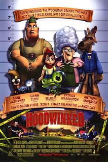 Lupul, Scufita si enigma Hoodwinked Desene Animate Online Dublate si Subtitrate in Limba Romana HD Gratis Noi