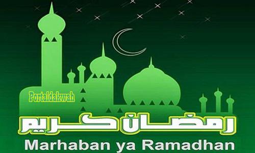 Bacaan Lafadz Niat Puasa Wajib Ramadhan Sebulan Lengkap Artinya