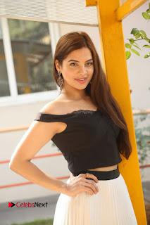 Telugu Actress Tanya Hope Stills at Appatlo Okadundevadu Audio Launch  0129.JPG